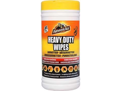 Armor All Heavy Duty Wipes, 80st