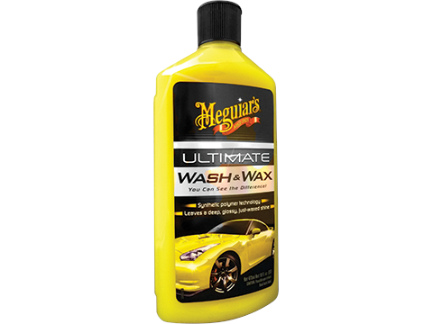 Ultimate Wash & Wax 473 ml