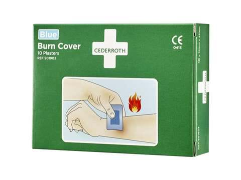 BURN COVER 10ST/FP