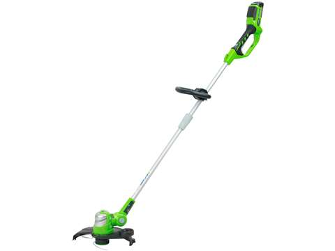 STRING TRIMMER 24V LI-ION 2AH + LADDARE